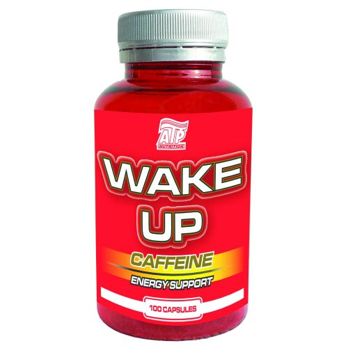 ATP Wake Up Caffeine 100 kapslí