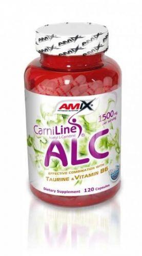 Amix Nutrition CarniLine ALC with Taurin & Vitamine B6 120 kapslí