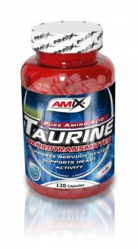 Amix Nutrition Amix Taurine 360 kapslí