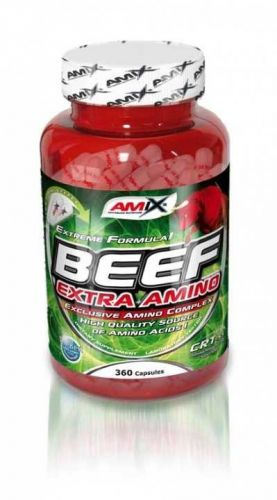 Amix Nutrition Beef Extra Amino 360 kapslí