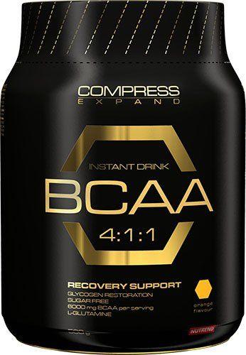 NUTREND Compress BCAA Instant Drink orange 500 g