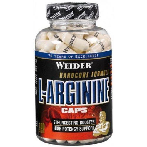 Weider L-Arginine 200 kapslí