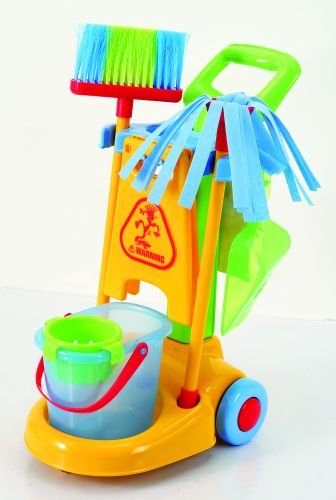 Playgo Můj úklidový vozík