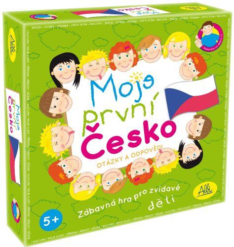 Albi: Moje první Česko