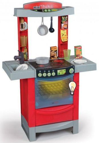 Smoby Kuchyňka Tefal Cooktronic cena od 1290 Kč