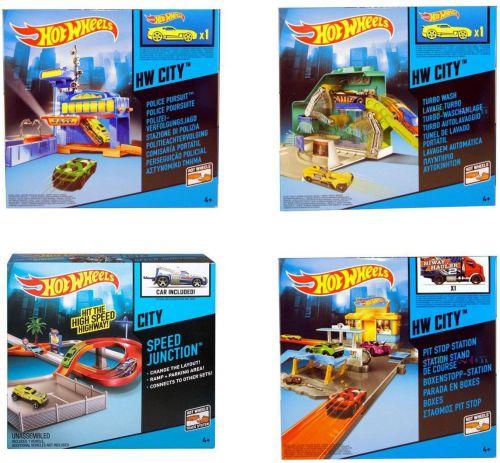 Mattel Hot Wheels BGH94 cena od 259 Kč