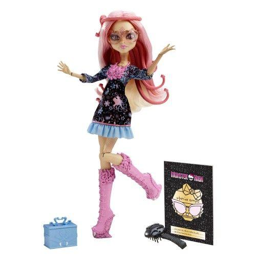 Mattel Monster High Howlywood Delux Příšerka cena od 0 Kč
