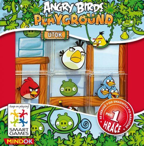 Mindok: SMART: Angry Birds - útok cena od 359 Kč