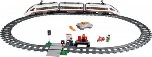 Lego CITY vysokorychlostní osobní vlak 60051
