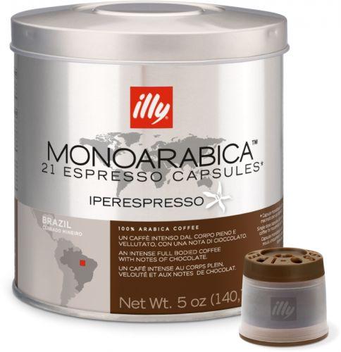 illy iperEspresso Monoarabica Brasile