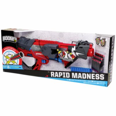 Mattel BOOMco Rapid Madness cena od 1499 Kč