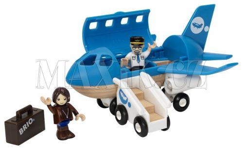 Brio Letadlo cena od 402 Kč