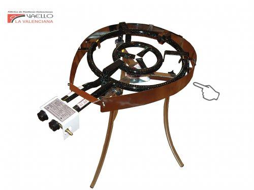 Vaello Campos Paella chránič větru 70 cm cena od 1074 Kč