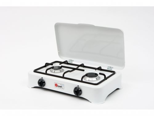 CF PARKER VIP DUO Dvouplotýnkový plynový vařič