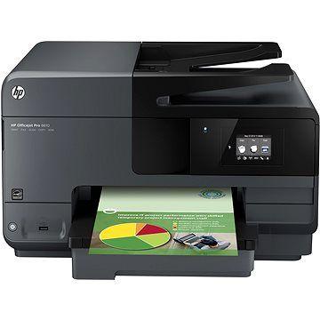 HP OfficeJet Pro 8610 e-AiO cena od 3490 Kč