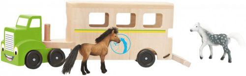 Woody Tahač s návěsem pro přepravu koní cena od 366 Kč