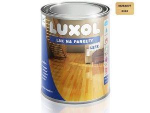 Luxol Lak podlahový na parkety lesk 0,75 l