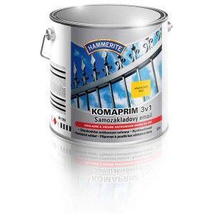 Hammerite Komaprim 3v1 tmavě hnědý 4 l