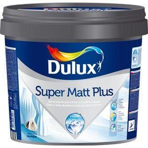 Dulux Super Matt Plus 3 L