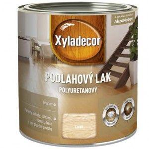 Xyladecor Lak podlahový polyuretanový lesk 5 l