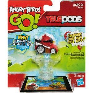 Hasbro Angry Birds figurka s autíčkem cena od 99 Kč