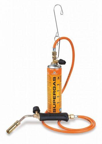 Kemper Pájecí hořák souprava s kartuší Supergas