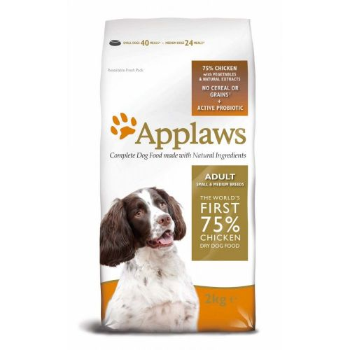 Applaws Dog Adult Small & Medium Breed Chicken 2 kg