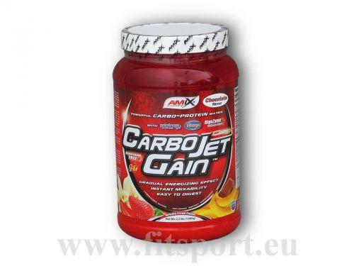 Amix CarboJet Gain banán 1000 g