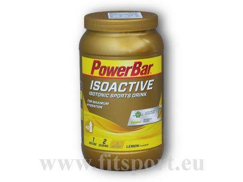 Powerbar IsoActive citron 1320 g