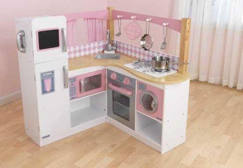 Kidkraft Dětská dřevěná kuchyńka GRAND