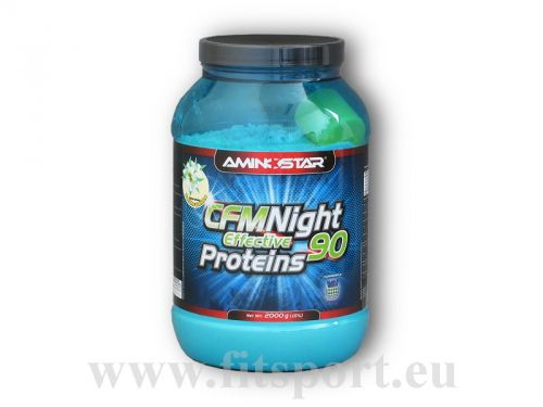Aminostar CFM Long Effective Proteins 90 čokoláda 2000 g