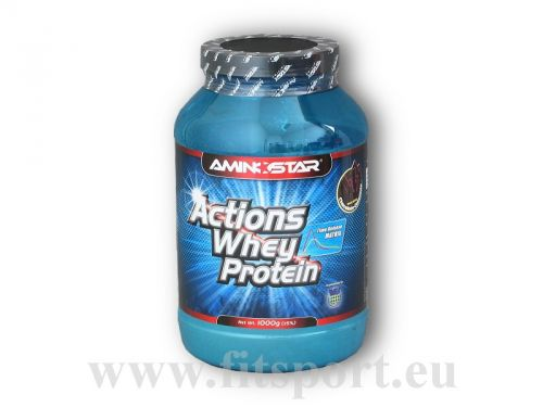 Aminostar Actions Whey Protein 1000 g