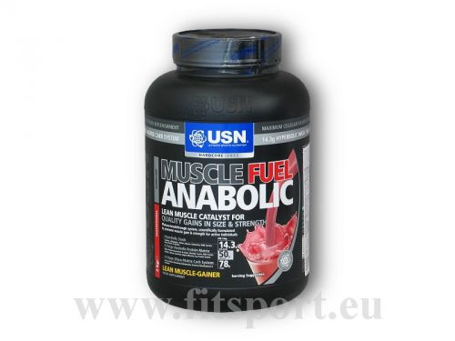 USN Muscle Fuel Anabolic 2000 g