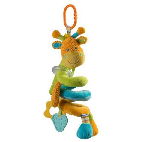 BabyOno Spirála na postýlku žirafka cena od 188 Kč