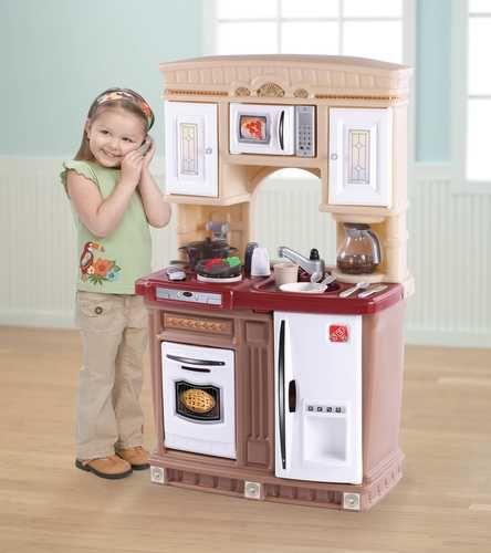 Step2 Dětská kuchyňka Fresh