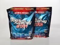 Aminostar 100% pure whey star protein 2000 g
