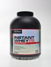 Reflex nutrition Instant Whey nativ Pro 4400 g