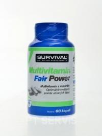 Survival Multivitamin fair power 60 tablet