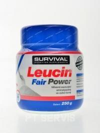 Survival Leucin fair power 250 g