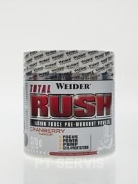 Weider Total rush cranberry 375 g