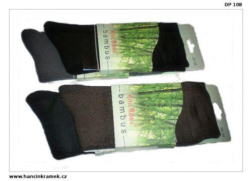 EMI ROSS Bamboo ponožky