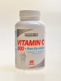 Prom-in Vitamín C 800 mg se šípky 60 tablet