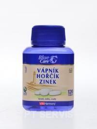 Vita Harmony Vápník hořčík zinek 120 tablet