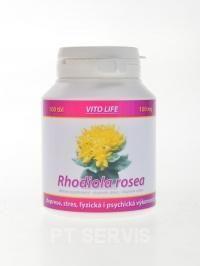 Vito Life Rhodiola Rosea 100 mg 100 kapslí