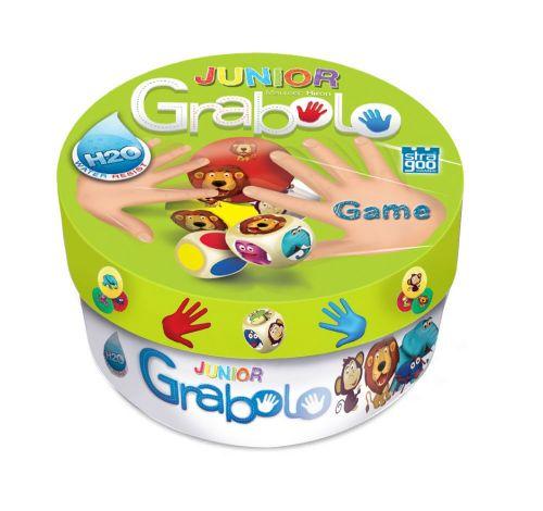 Grablolo Junior - Postřehová karetní hra