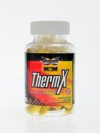 Max Muscle ThermX 120 kapslí