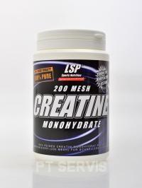 LSP nutrition Creatine monohydrate 100% 500 g