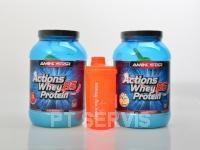 Aminostar Whey protein 85 2 x 2 kg