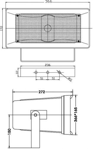 Omnitronic HS-50