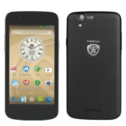 Prestigio MultiPhone 5504 cena od 2692 Kč
